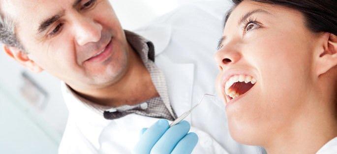 Behandeling: Witte tanden